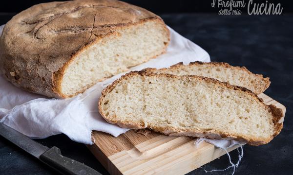 Pane per Bruschetta fatto in casa