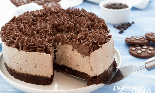 Cheesecake al Mokaccino