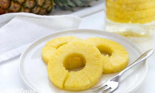 Ananas Sciroppato