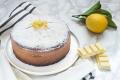 Torta Tenerina Cocco e Limone al Cioccolato Bianco