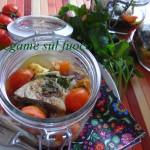 pesce stocco in vaso cottura