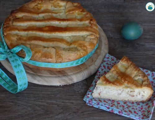 Pastiera napoletana alle mandorle – ricetta pasquale