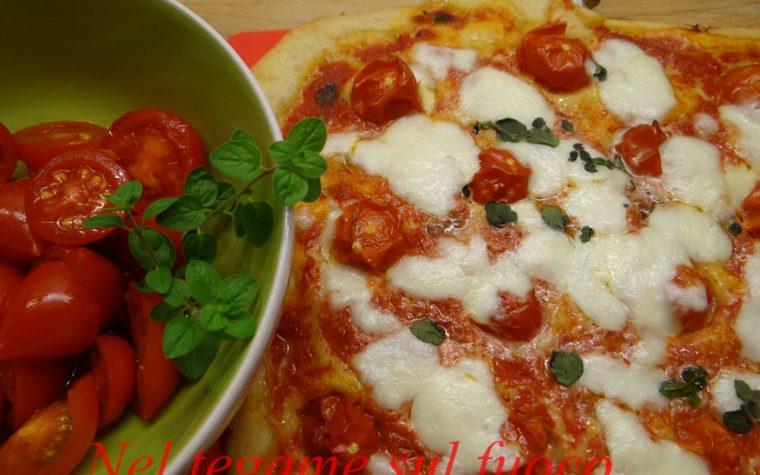 Pizza con grano saraceno – ricetta senza glutine –