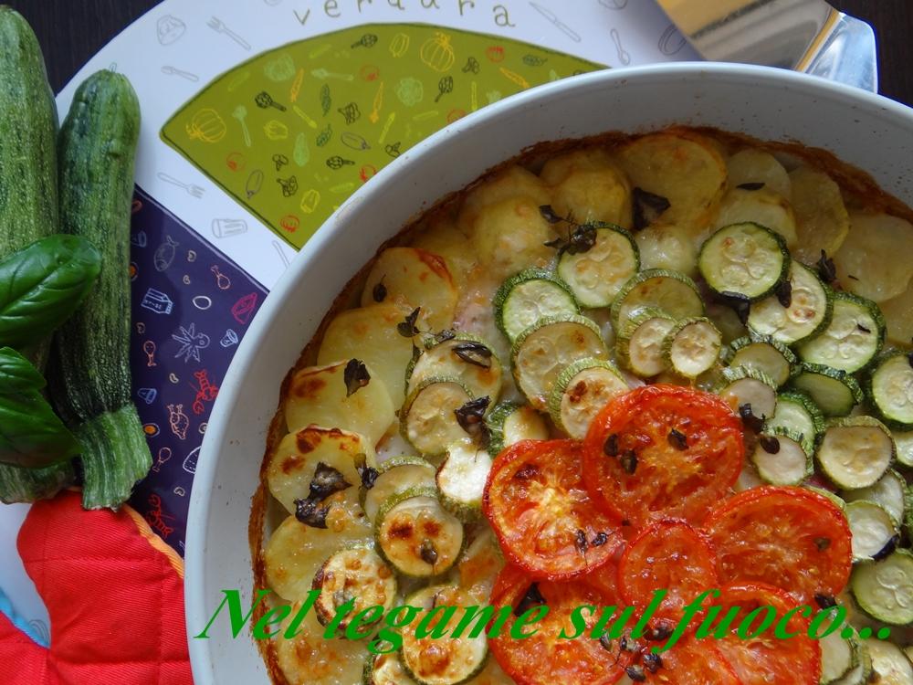 tortino tricolore
