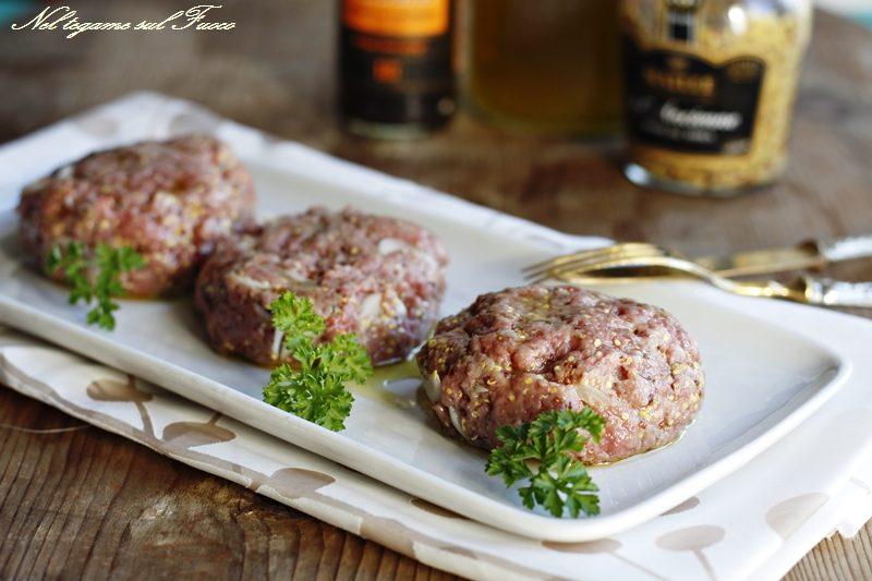 Tartare di carne senza uovo – ricetta secondi-