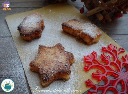 Gnocchi di semolino dolci all'anice – Bimby ricetta-