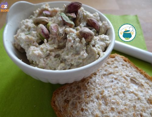 Mousse di mortadella ai pistacchi – ricetta salse –