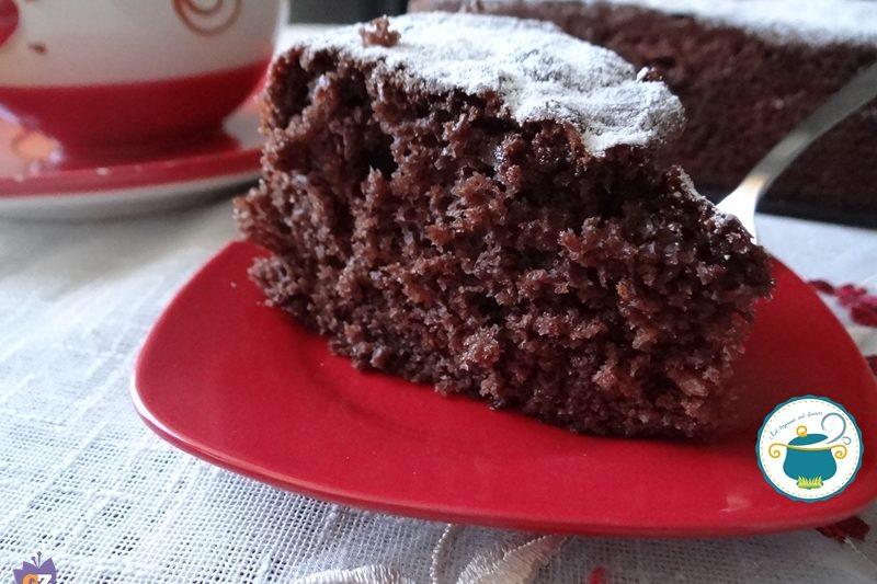 Torta al cioccolato e banane – ricetta dolce senza lattosio –