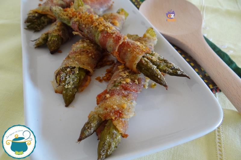 involtini di asparagi