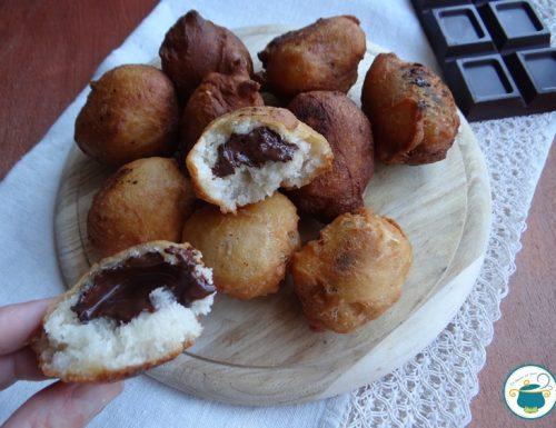 Crispelle calabresi dolci con lievito madre – ricetta tipica-