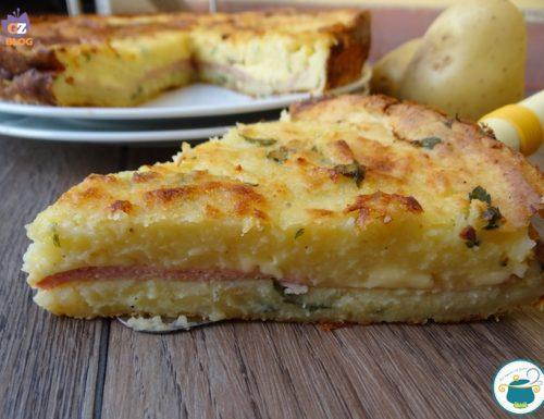 Gateau di patate – ricetta rivisitata –