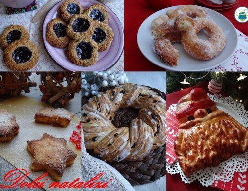 Idee dolci per Natale / raccolta di ricette natalizie