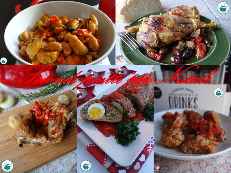 Secondi piatti per natale raccolta di idee for Secondi di carne per natale