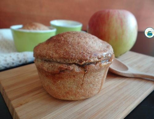 Mini apple pie al limone