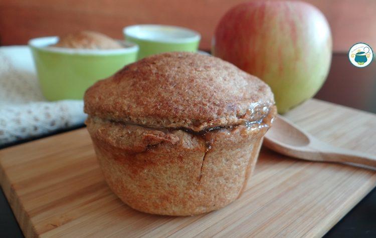 Mini apple pie al limone