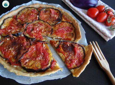 Torta salata alla norma – ricetta integrale
