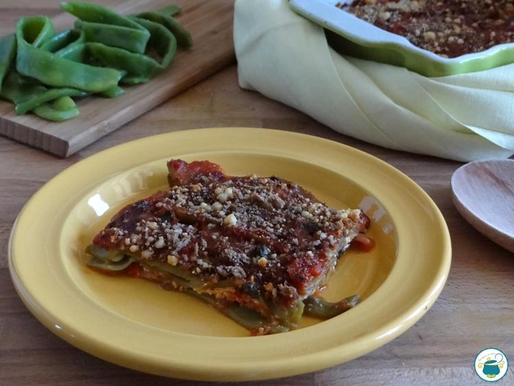 Piattoni ricetta alla parmigiana al forno