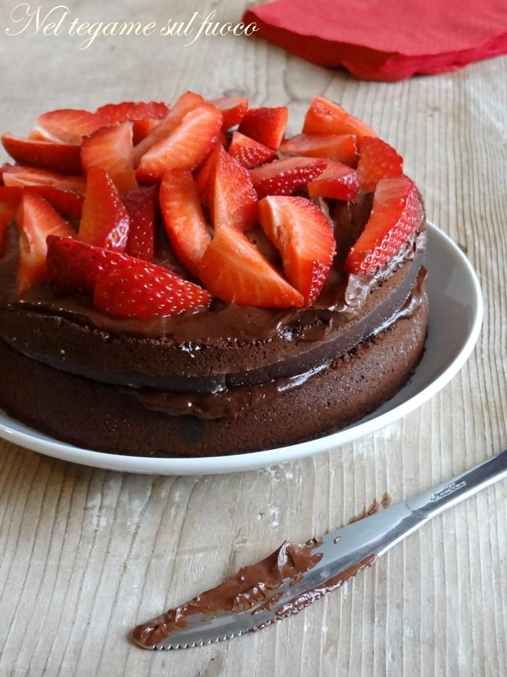 torta+cioccolato+senza+lattosio+senza+uova