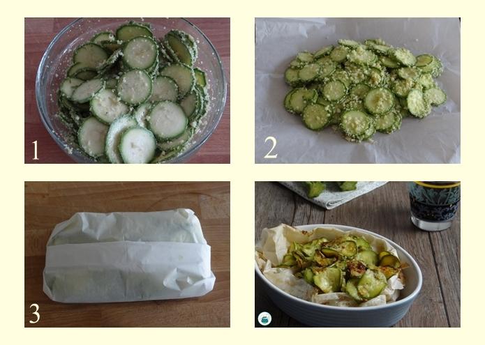 ricetta delle zucchine al forno