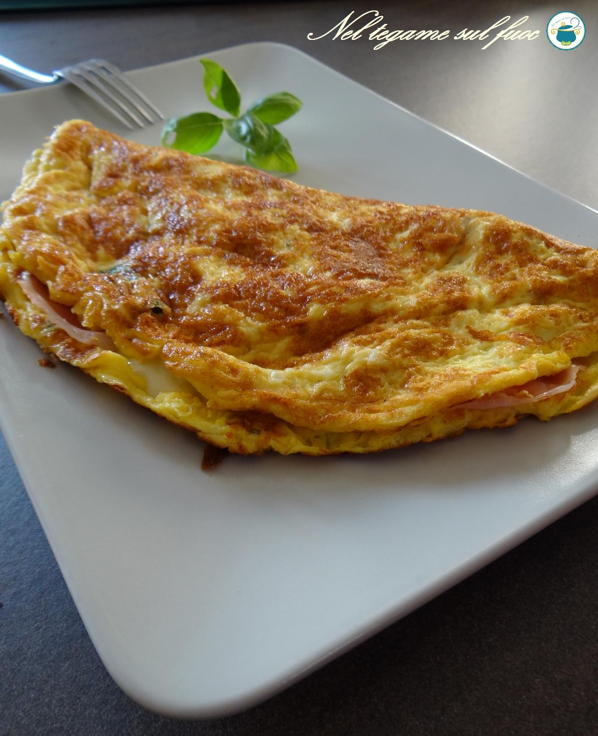 trucchi per fare una buona omelette