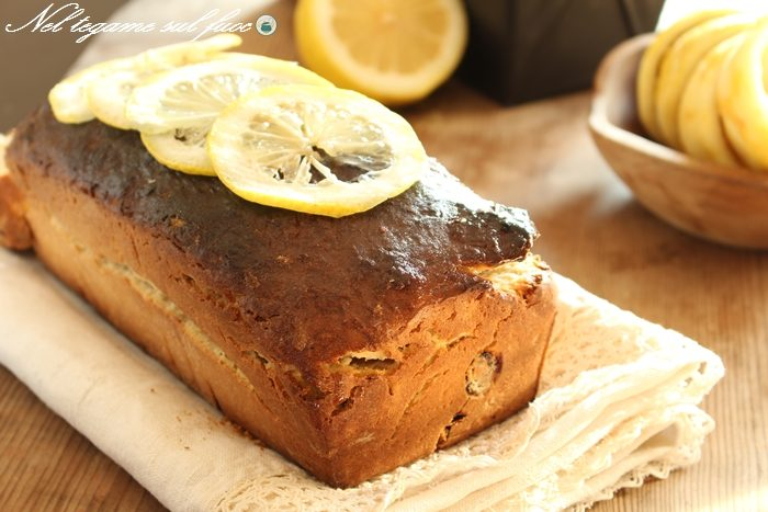 Pane dolce al limone