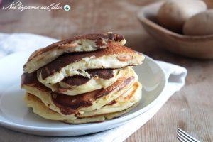Pancake di patate