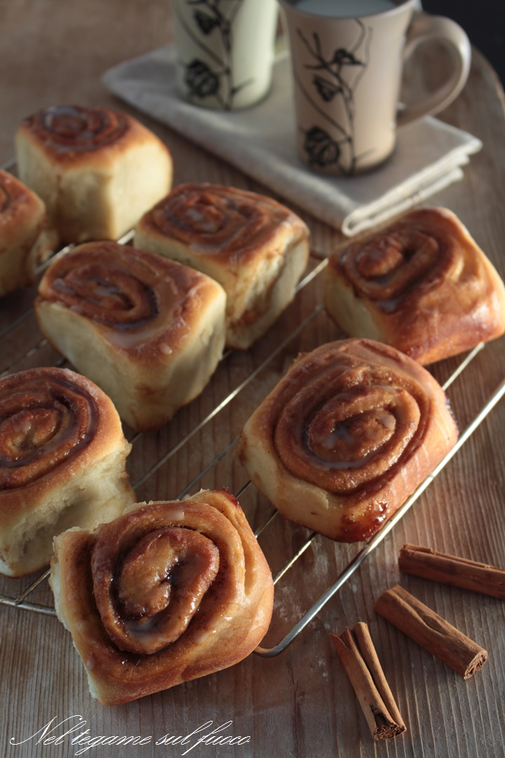cinnamon+rolls+senza+burro