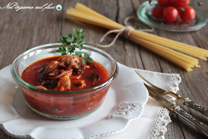 Zuppa di cozze e vongole in vasocottura