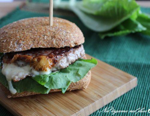 Hamburger ripieno