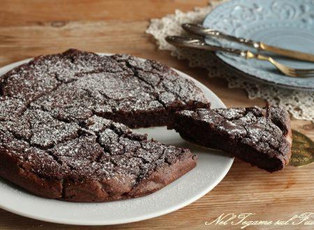 Migliaccio al cioccolato senza ricotta