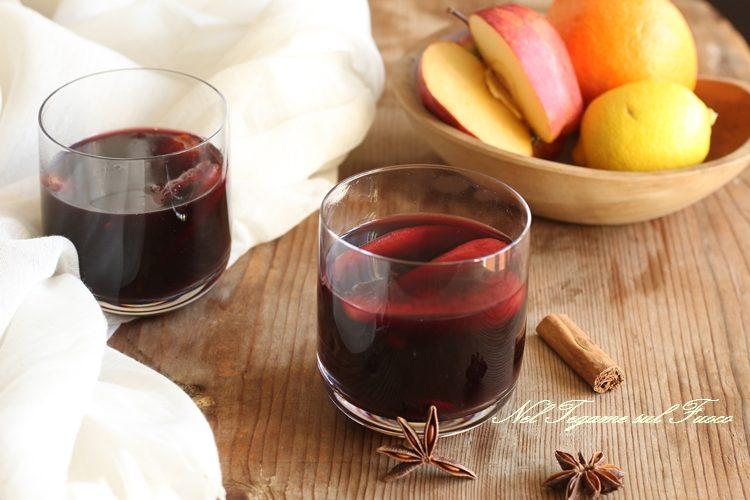 Vin brulè senza zucchero