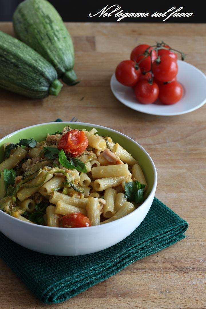 sedanini+tonno+zucchine