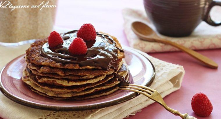 Pancake di avena