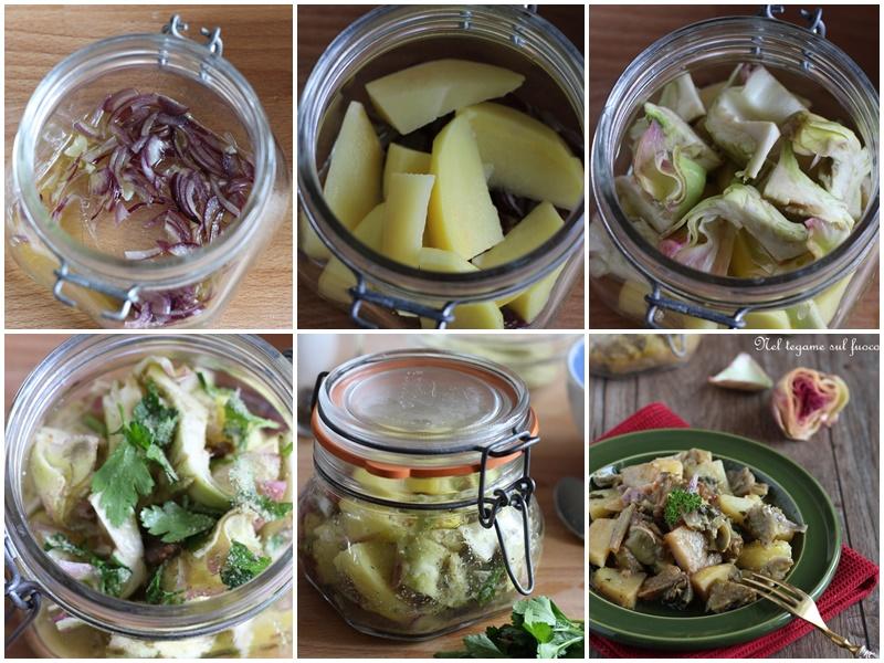 cuocere+carciofi+al+microonde