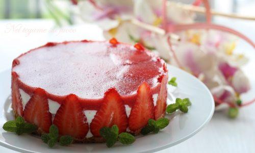 Cheesecake senza zucchero