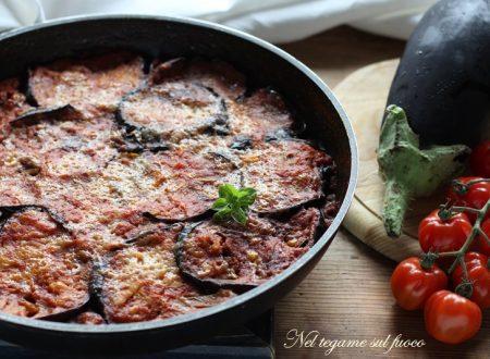 Parmigiana in padella