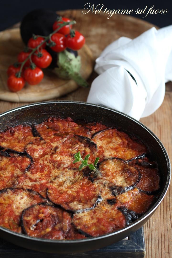 parmigiana+melanzane+padella