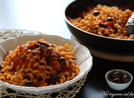 Pasta alle olive