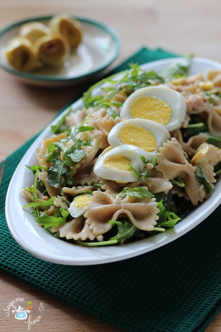pasta+insalata+basso+indice+glicemico