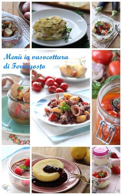 menù+vasocottura+microonde