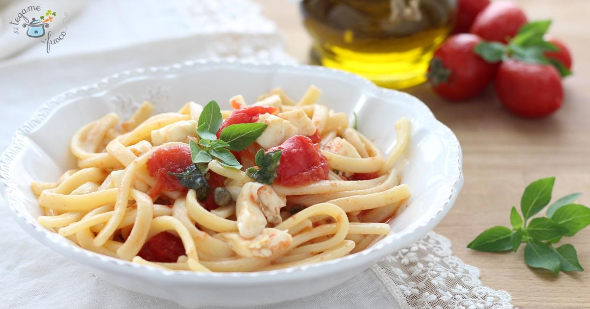 Pasta ai pomodori grigliati primo piatto veloce e leggero for Primo piatto veloce