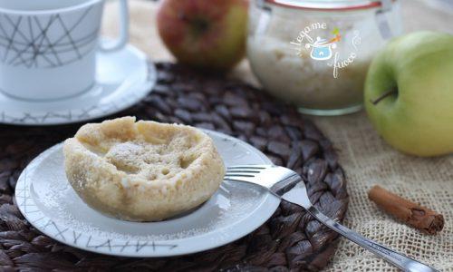 Torta di mele in vasocottura
