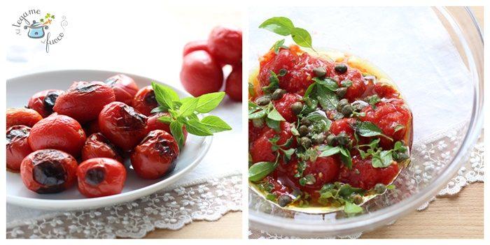 Pomodorini arrostiti