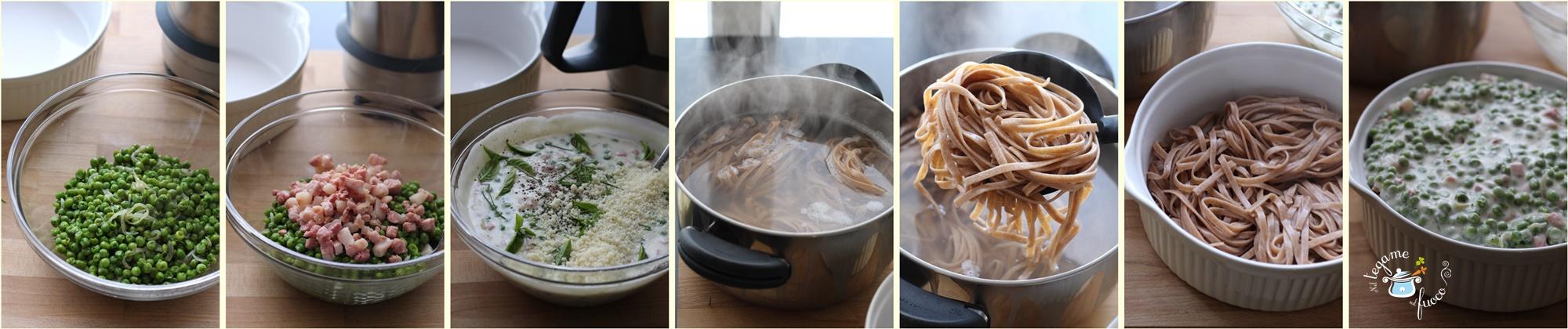 ricetta+sformato+tagliatelle+facile