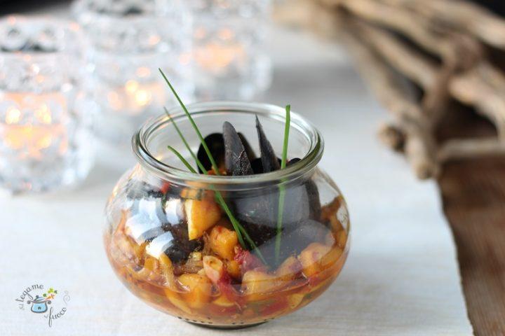 Zuppa di pesce in vasocottura