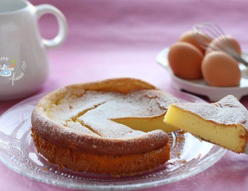 Torta cremosa al mascarpone e vaniglia