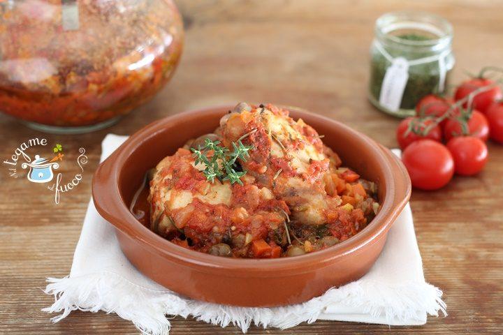 pollo in vasocottura al microonde, come cuocere in vasetto