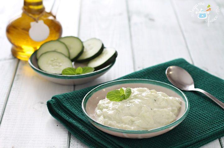 Salsa tzatziki – ricetta veloce greca