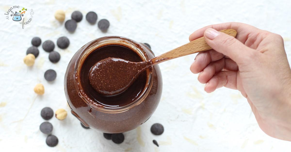 Ricetta Nutella Bimby Senza Zucchero.Crema Spalmabile Senza Zucchero Fatta In Casa Ricetta Facile Dal Tegame Al Vasetto