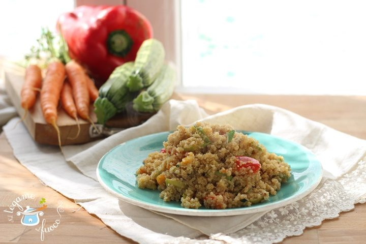 quinoa+vasocottura+verdure